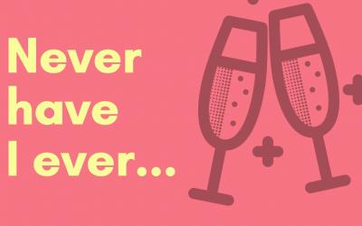 Grammar Corner: Never Have I Ever