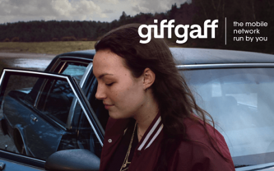 Best Advert of the Month: giffgaff, Stay Because You Want to Stay